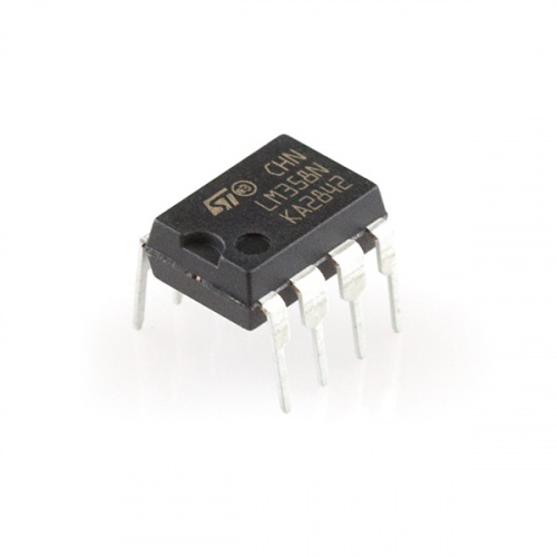 Op-Amp (Through-Hole) - LM358