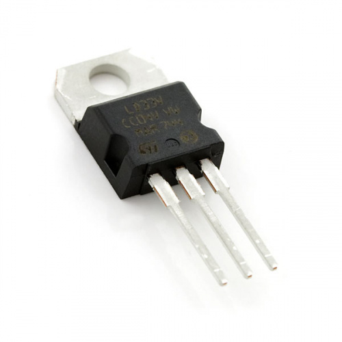 Voltage Regulator - 3.3V