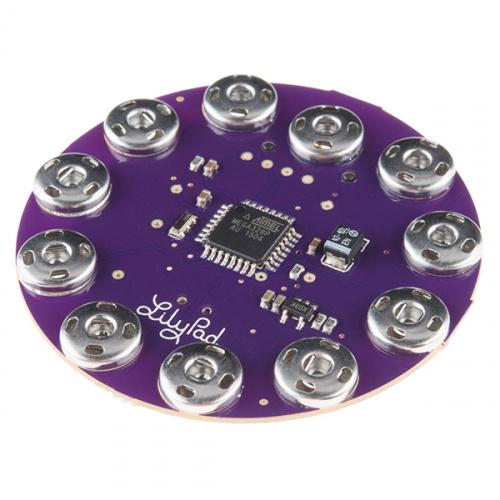LilyPad Arduino SimpleSnap