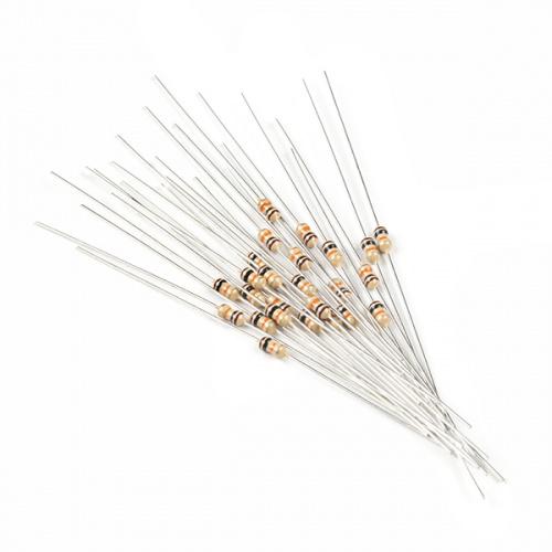 Resistor 10K Ohm 1/6th Watt PTH - 20 pack