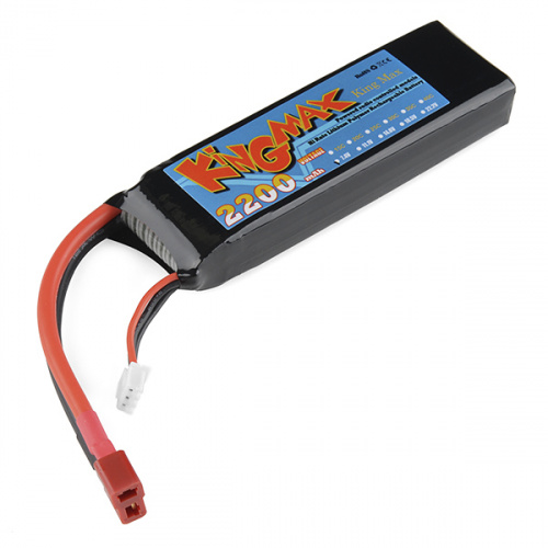 Lithium Ion Battery - 2200mAh 7.4v