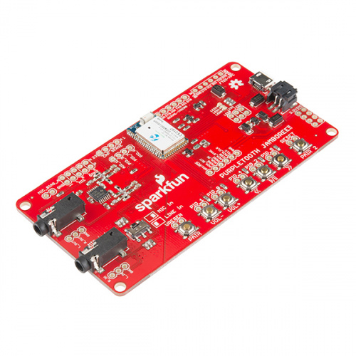 SparkFun Purpletooth Jamboree - BC127 Development Board