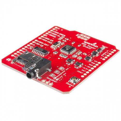 MP3 Player Shield Hookup Guide V15 - learn sparkfun com
