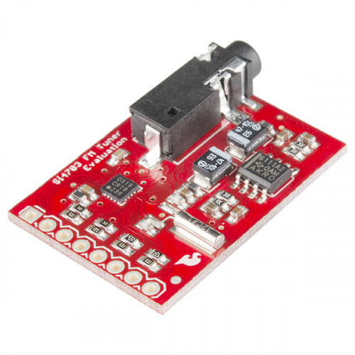 Si4703 FM Radio Receiver Hookup Guide - learn sparkfun com