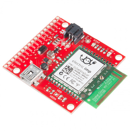 SparkFun Electric Imp imp002 Breakout