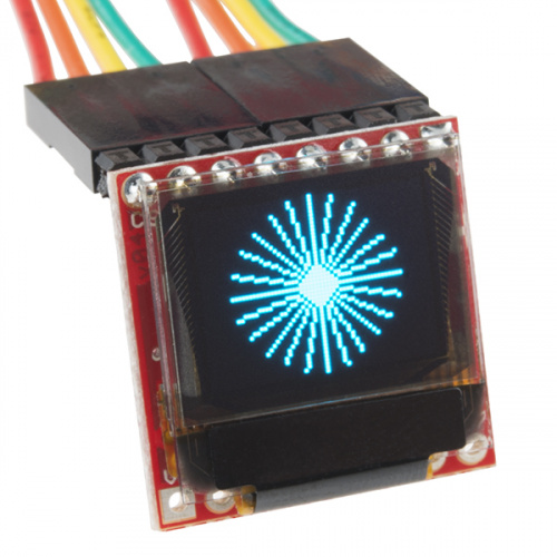 Micro OLED Breakout Hookup Guide - learn sparkfun com