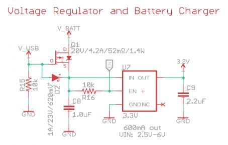 3V3 Power Circuit