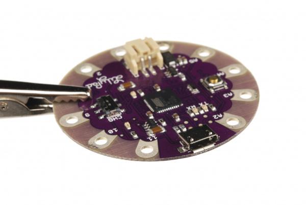 USB-Micro female connector