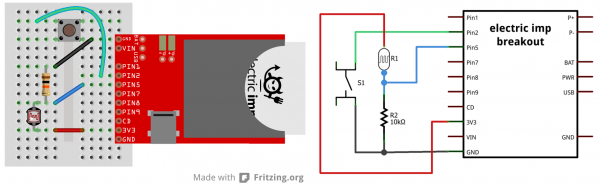 Circuit for example 3