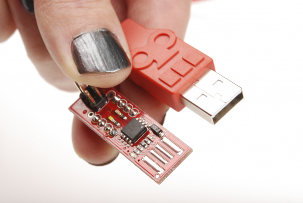 USB-A male connector examples