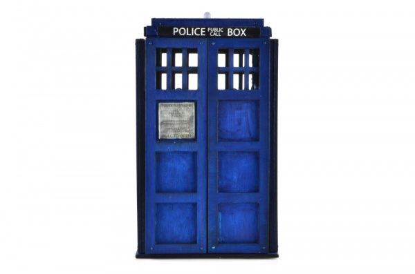 Tardis Music Box Closed