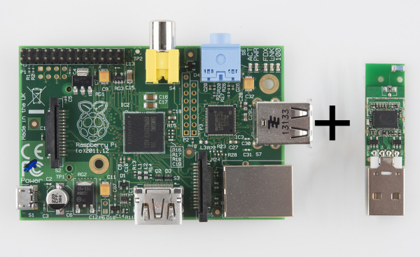 Raspberyy Pi & WiFi Adapter