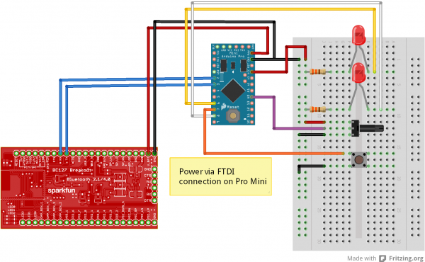 Understanding the BC127 Bluetooth Module - learn sparkfun com