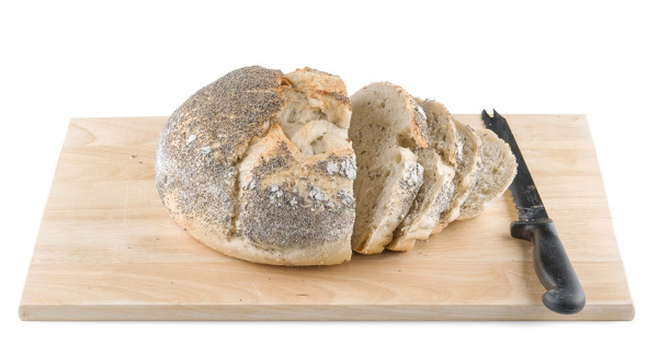 A literal breadboard