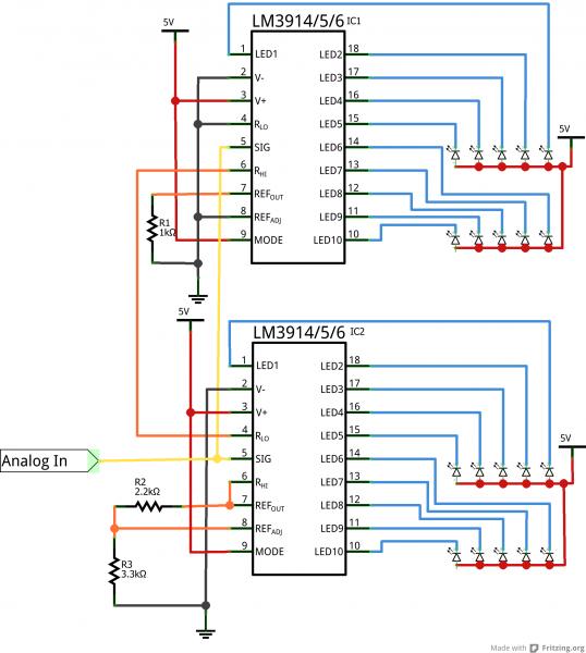 cascade schematic