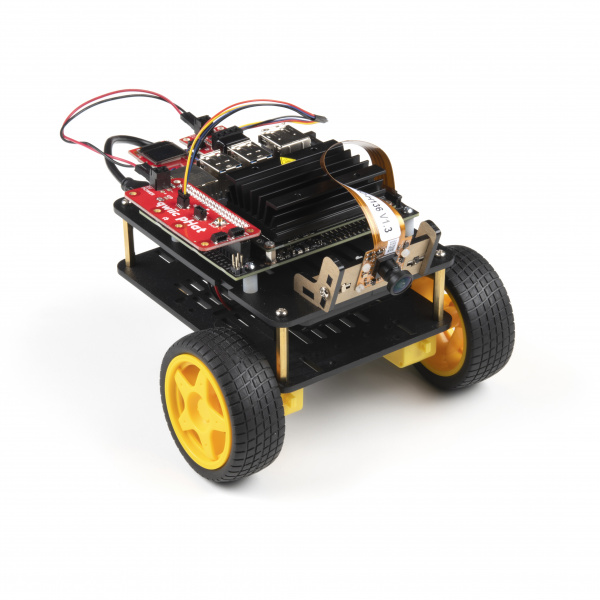 Completed JetBot Kit