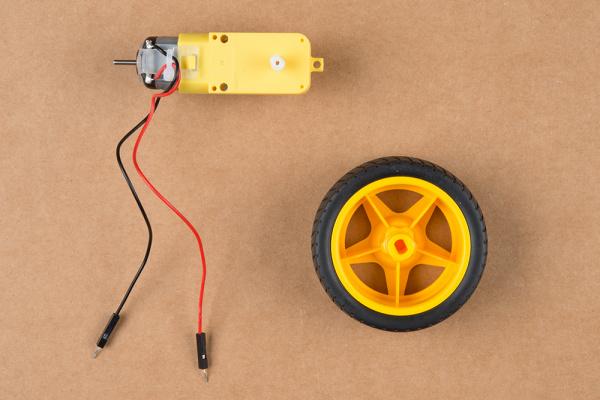 Motor & Wheel