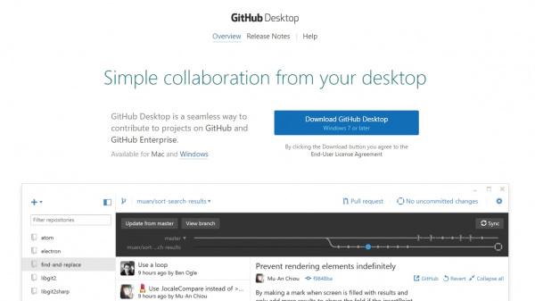Github desktop client download