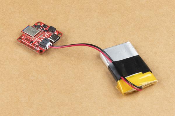 LiPo battery to OLA