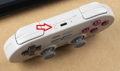 Pair button highlighted at the top