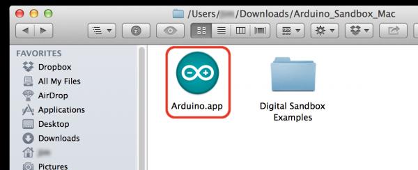Mac Custom Arduino with ArduBlock