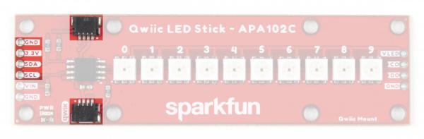 Highlighting the Qwiic & I2C Interface