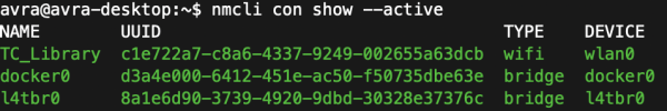 Successful Wifi Connection