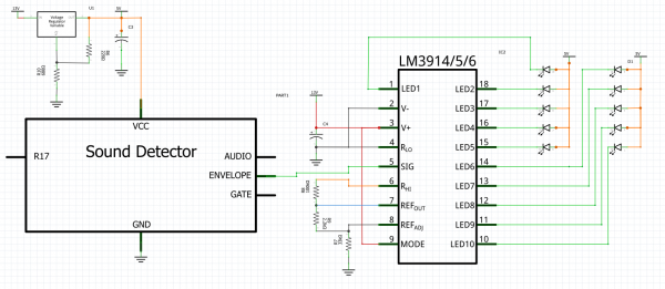 Fritzing Schematic