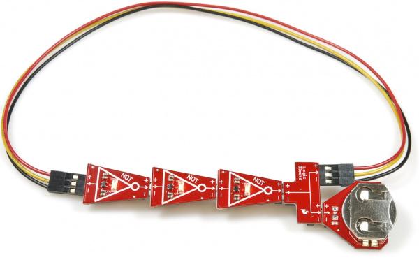 ring oscillator LogicBlock