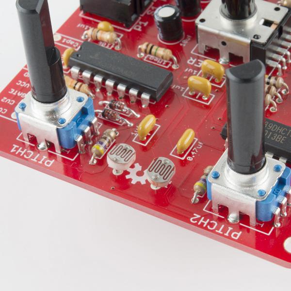 Oscillator Photocells