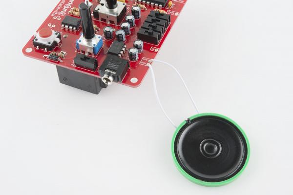 Speaker Connection