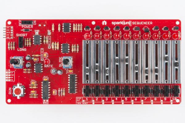 SparkPunk Sequencer
