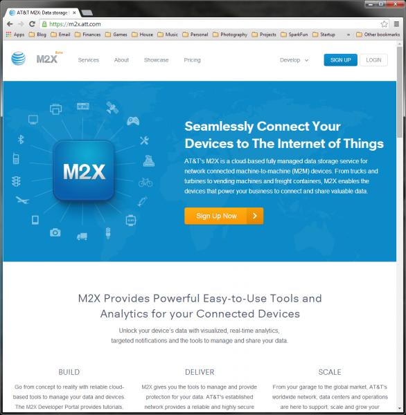 M2X Site