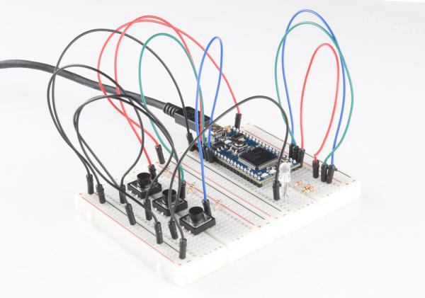mbed pwm rgb circuit