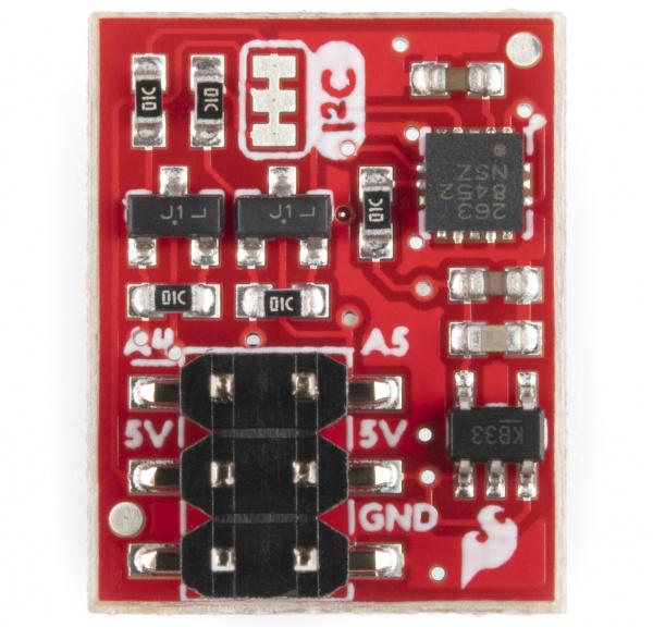 RedBot Accelerometer