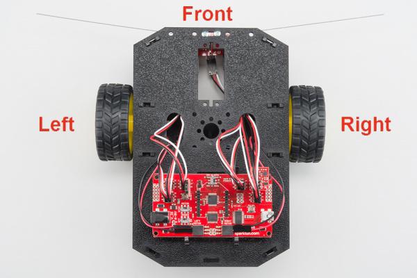 RedBot orientation