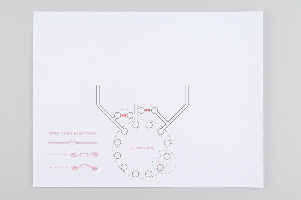 Cardstock artwork