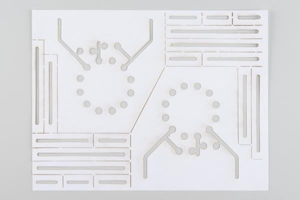 Electronics stencils