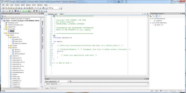 Code editing