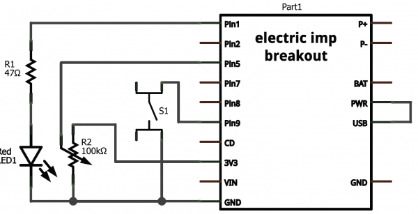 Example 1 schematic