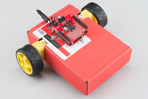 Ardumoto RedBox Bot