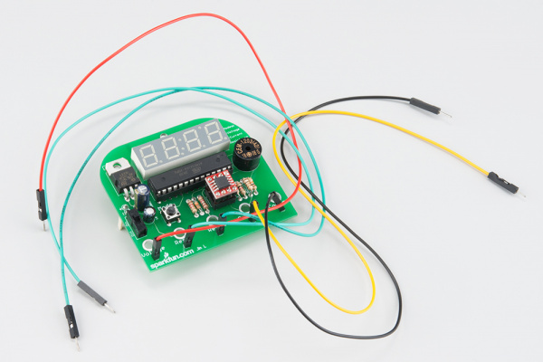 Modded PCB
