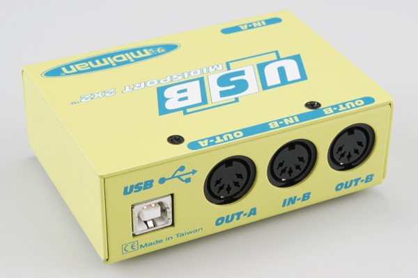 USB-to-MIDI Box