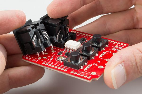 MIDI Sockets
