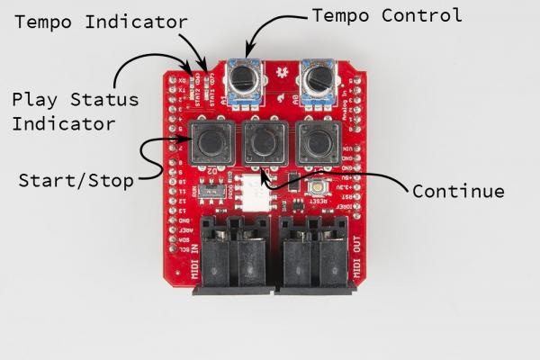 Clock Generator Controls