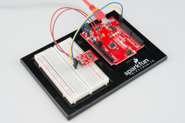 SHT15 Circuit