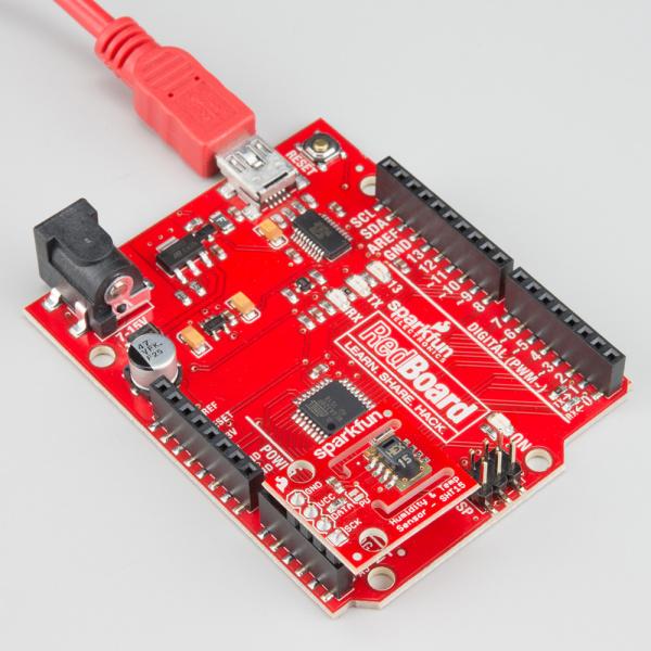 SHT15 Arduino Hookup