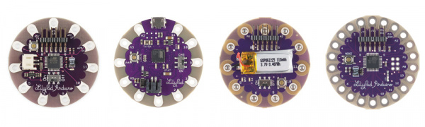 Lilypad Arduino Boards