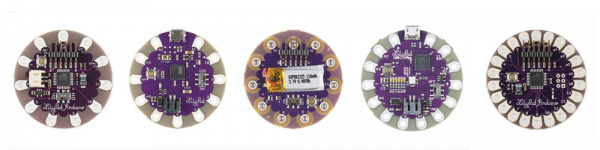 LilyPad Arduino Boards