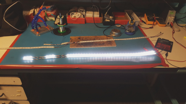 Testing LED Strips